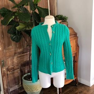 Sweaters - Vintage knitted cardigan